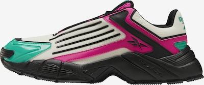 Reebok Classic Sneaker 'DMX 3000' in aqua / pink / schwarz / weiß, Produktansicht