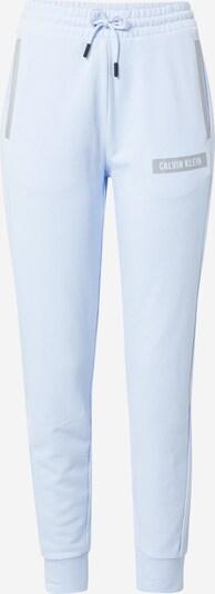 Calvin Klein Performance Спортен панталон в светлосиньо / Грейдж, Преглед на продукта