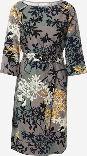Thought Kleid  'BRIELLE' in gelb / taupe / jade / schwarz / weiß, Produktansicht