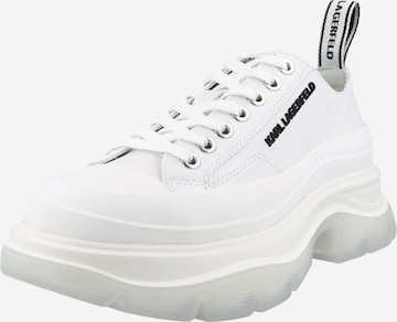 Karl Lagerfeld Sneakers 'Luna' in White