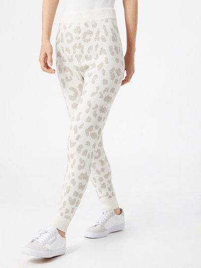 Pantaloni Ragdoll LA pe gri / alb, Vizualizare model