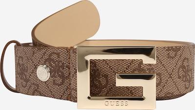 Cintura 'Brightside' GUESS di colore beige / camoscio, Visualizzazione prodotti