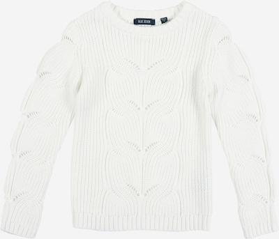 BLUE SEVEN Pullover in offwhite, Produktansicht