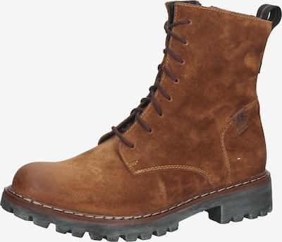 JOSEF SEIBEL Boots 'Marta 02' in kastanienbraun, Produktansicht