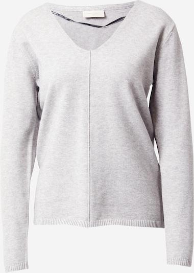 Freequent Pullover 'Laura' in graumeliert, Produktansicht