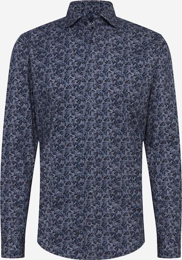 JOOP! Jeans Hemd in blau / anthrazit, Produktansicht
