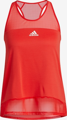 ADIDAS PERFORMANCE Sporttop in Rood