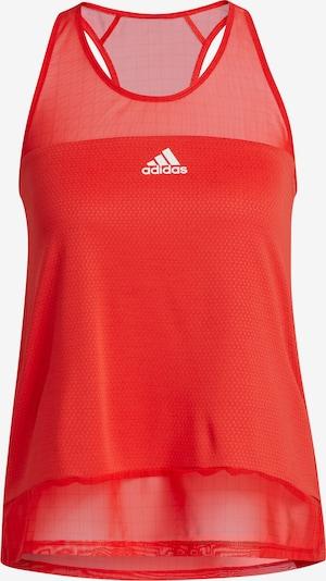 ADIDAS PERFORMANCE Sporttop in de kleur Rood, Productweergave