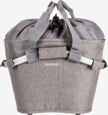 Basil Accessories 'CLASSIC CARRY ALL 15 L' in Grey
