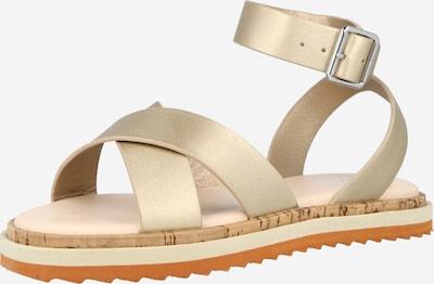 Sandale BULLBOXER pe auriu, Vizualizare produs