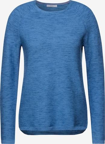 CECIL Pullover in Blau