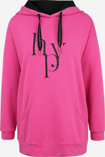 Betty Barclay Sweatpullover mit Kapuze in rosa, Produktansicht