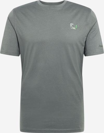 Tricou funcțional 'Hempstead' Schöffel pe verde / kaki / verde deschis / alb, Vizualizare produs