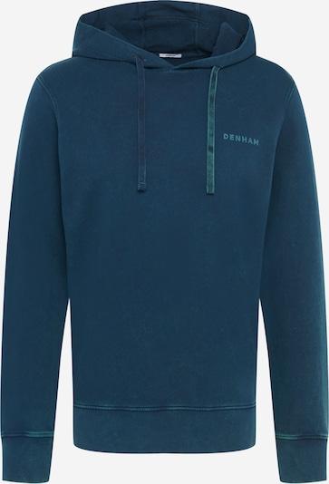 DENHAM Sweat-shirt 'BAKER' en bleu, Vue avec produit
