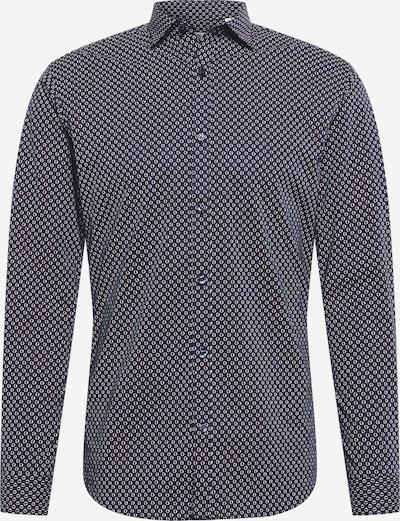 JACK & JONES Košile 'JPRBLABLACKPOOL STRETCH SHIRT L/S STS' - tmavě šedá, Produkt