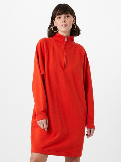 GAP Kleid in dunkelorange, Modelansicht