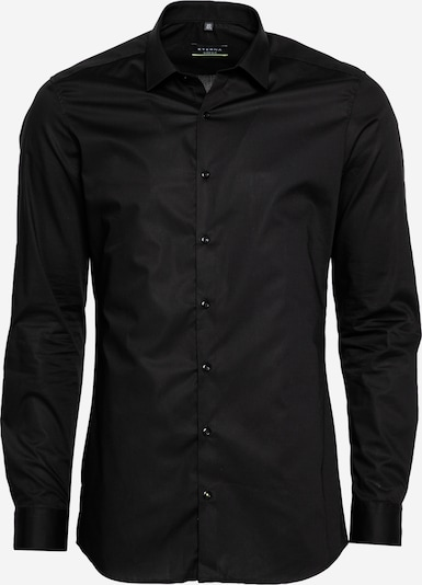 ETERNA Biroja krekls melns, Preces skats