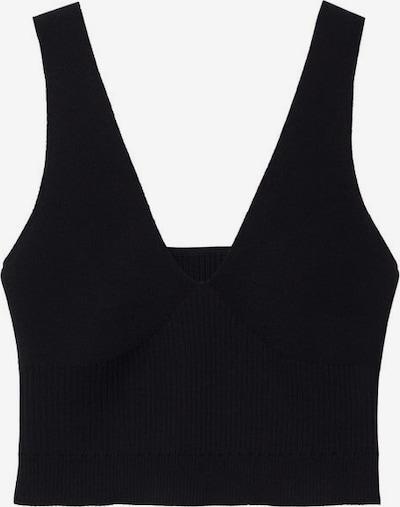 MANGO Top 'Nanet' in schwarz, Produktansicht