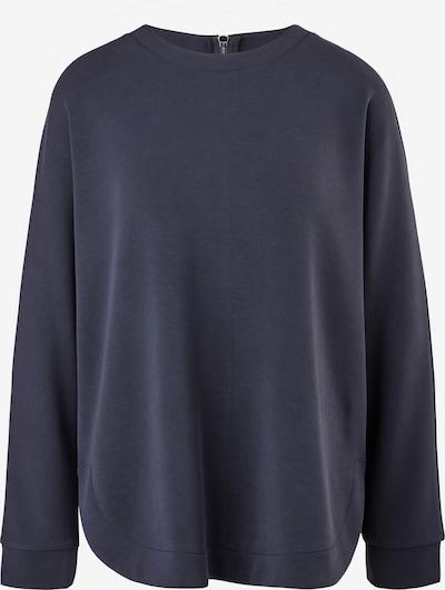 s.Oliver Sweatshirt in de kleur Donkerblauw, Productweergave