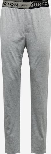 BURTON MENSWEAR LONDON Joggers in grau, Produktansicht