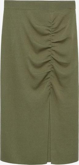 MANGO Rock in oliv, Produktansicht
