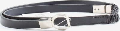 MEXX Lederimitatgürtel in XS-XL in schwarz, Produktansicht