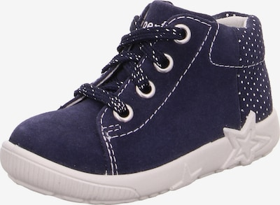 SUPERFIT Halbschuh 'STARLIGHT' in navy / weiß, Produktansicht