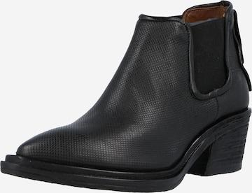 Chelsea Boots 'Istint' A.S.98 en noir