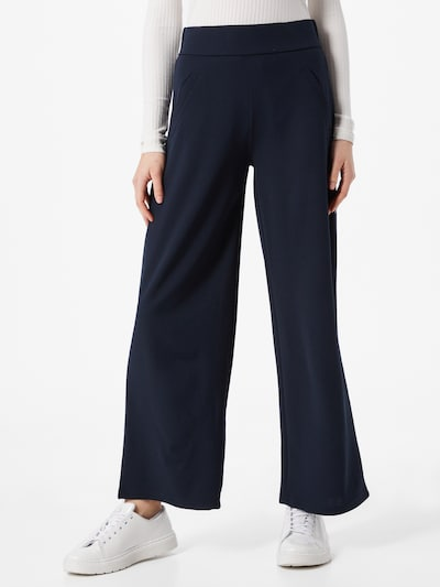 JACQUELINE de YONG Trousers in marine, View model