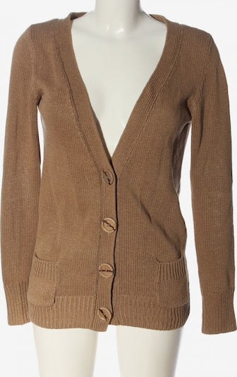 CAMPUS Sweater & Cardigan in S in Brown, Item view