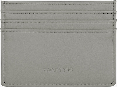 CAMYS CONCEPT Kreditkartenetui in grau, Produktansicht