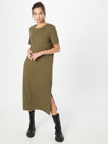 MOSS COPENHAGEN Dress 'Liv' in Green