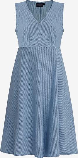 Finn Flare Sommerkleid in dunkelblau / weiß, Produktansicht