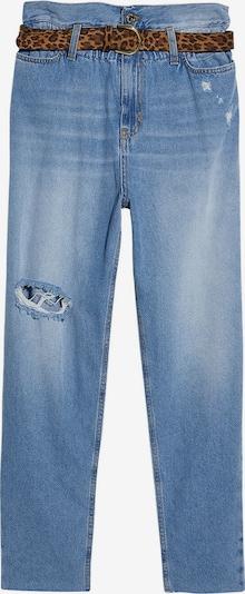 LIU JO JEANS Boyfriend-Jeans in blue denim, Produktansicht