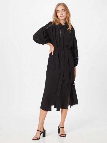 Abito camicia di Hofmann Copenhagen in nero