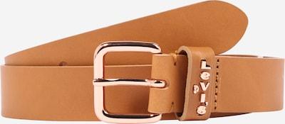 LEVI'S Bælte 'CALYPSO' i brun, Produktvisning