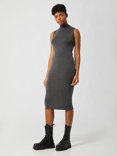 LeGer by Lena Gercke Kleid 'Enya' in graumeliert, Modelansicht