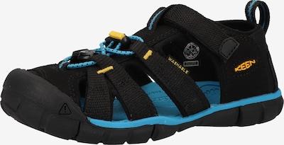 KEEN Sandale in royalblau / gelb / schwarz, Produktansicht