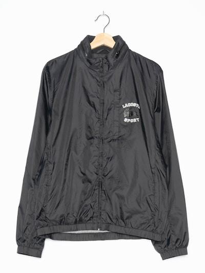 LACOSTE Sportjacke in M in schwarz, Produktansicht