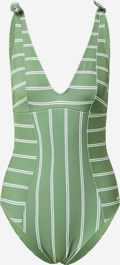 ROXY Jednodielne plavky - zelená / biela, Produkt
