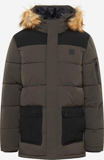 INDICODE Zimska jakna 'Many' u taupe siva / tamo siva, Pregled proizvoda
