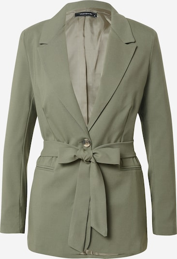 Trendyol Mantel in grün, Produktansicht