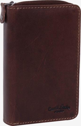 Gusti Leder Portemonnee 'Macy' in de kleur Bruin, Productweergave