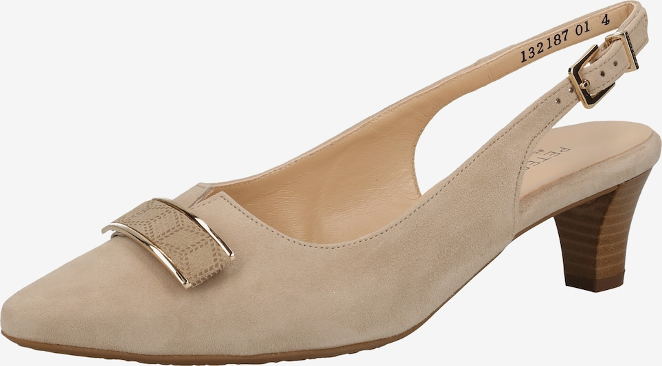 PETER KAISER Pumps in beige, Produktansicht