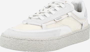 Greyderlab Låg sneaker i vit