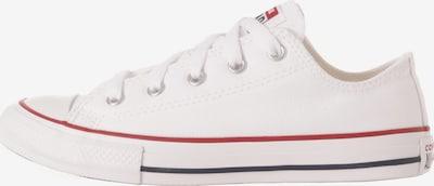 CONVERSE Sneaker 'Chuck Taylor All Star Ox' in rot / weiß, Produktansicht