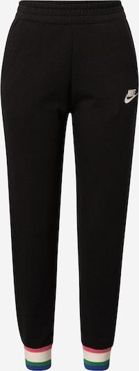 Nike Sportswear Панталон в пъстро / черно, Преглед на продукта