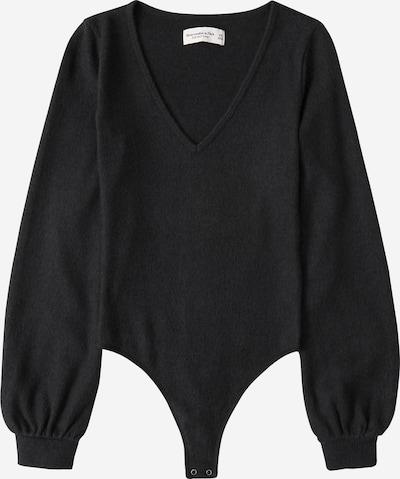 Abercrombie & Fitch Koszula body w kolorze czarnym, Podgląd produktu