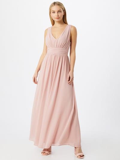 VILA Robe de soirée 'MILINA' en rose ancienne, Vue avec modèle