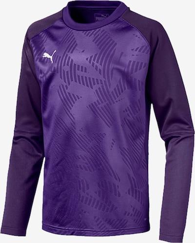 PUMA Sweatshirt in lila, Produktansicht